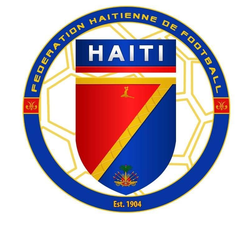 Logo de la fédération Haïtienne de football.
