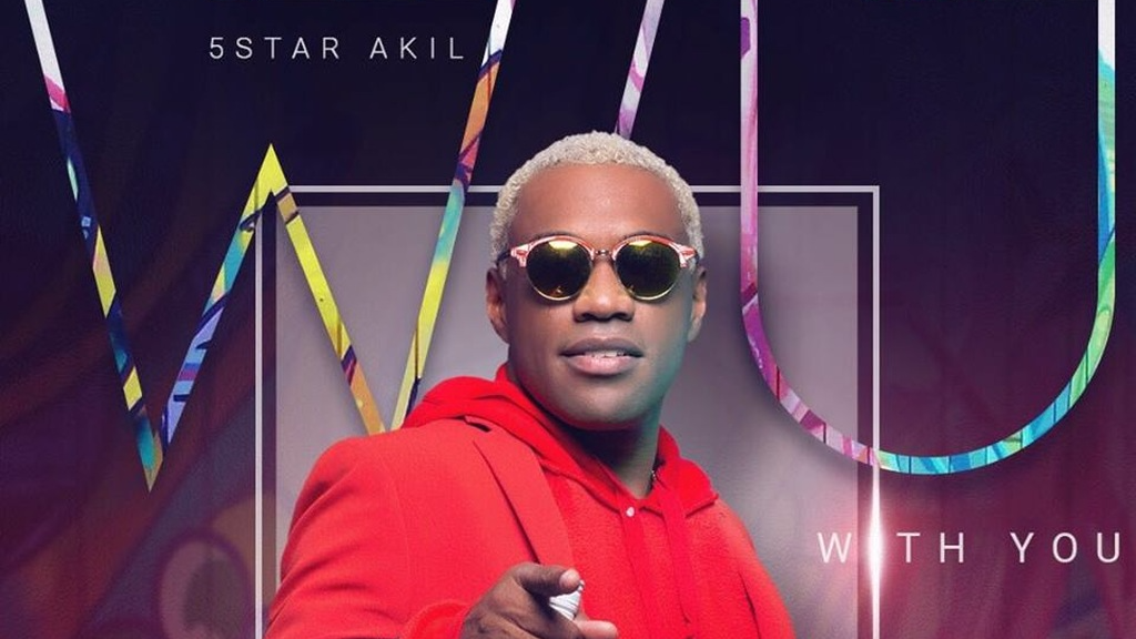 5 Star Akil to represent soca at The Music Wave festival in China
