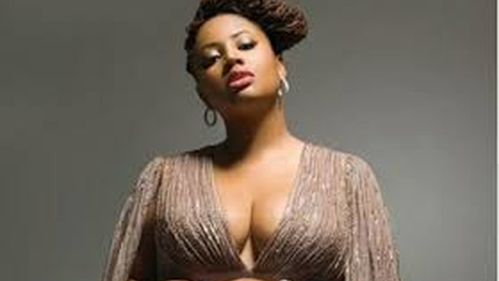 Lalah Hathaway is one of the headliners of the St Lucia Jazz Festival