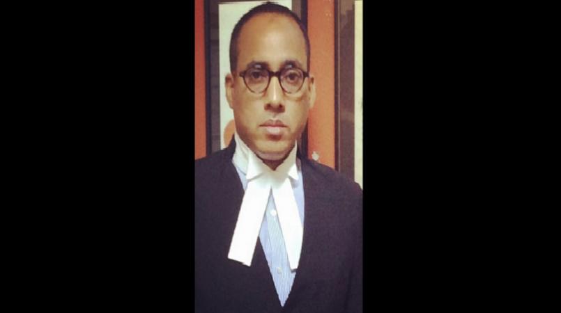Attorney Peter Champagnie