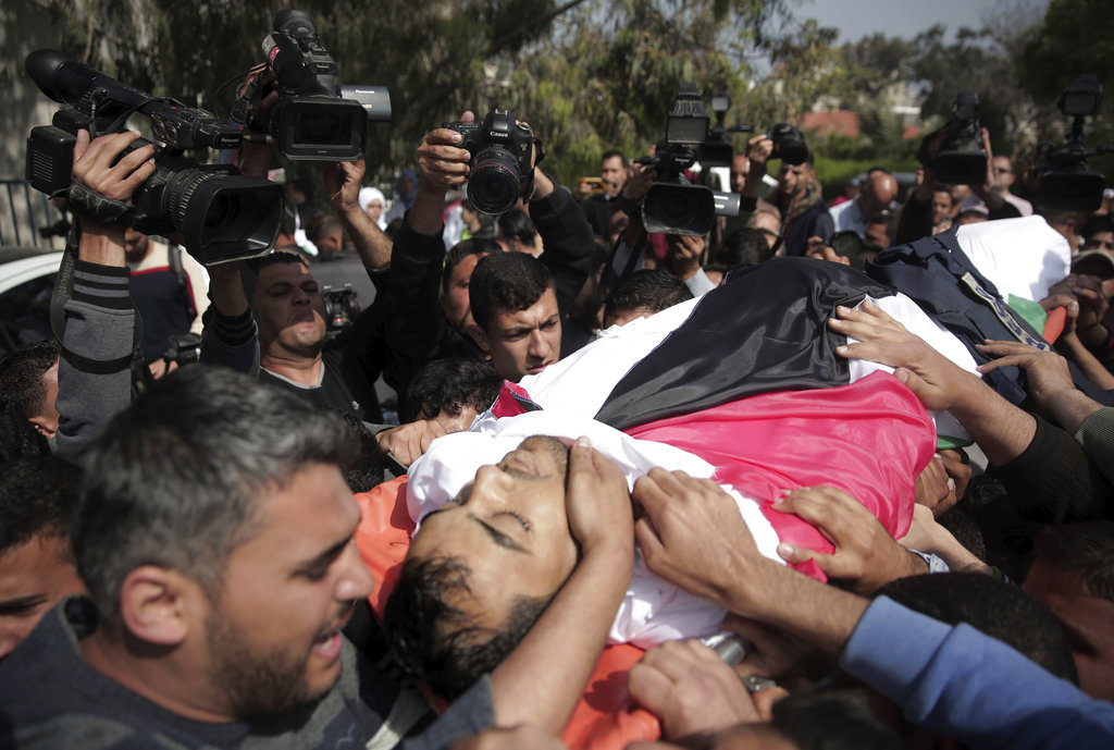Israel Is Prepared to Kill More Unarmed Protesters in Gaza