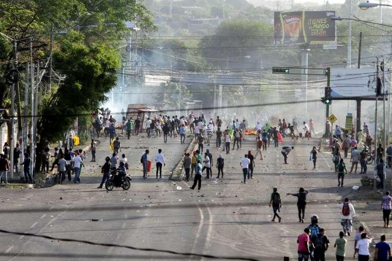 Plus de 20 morts, selon une ONG — Manifestations au Nicaragua