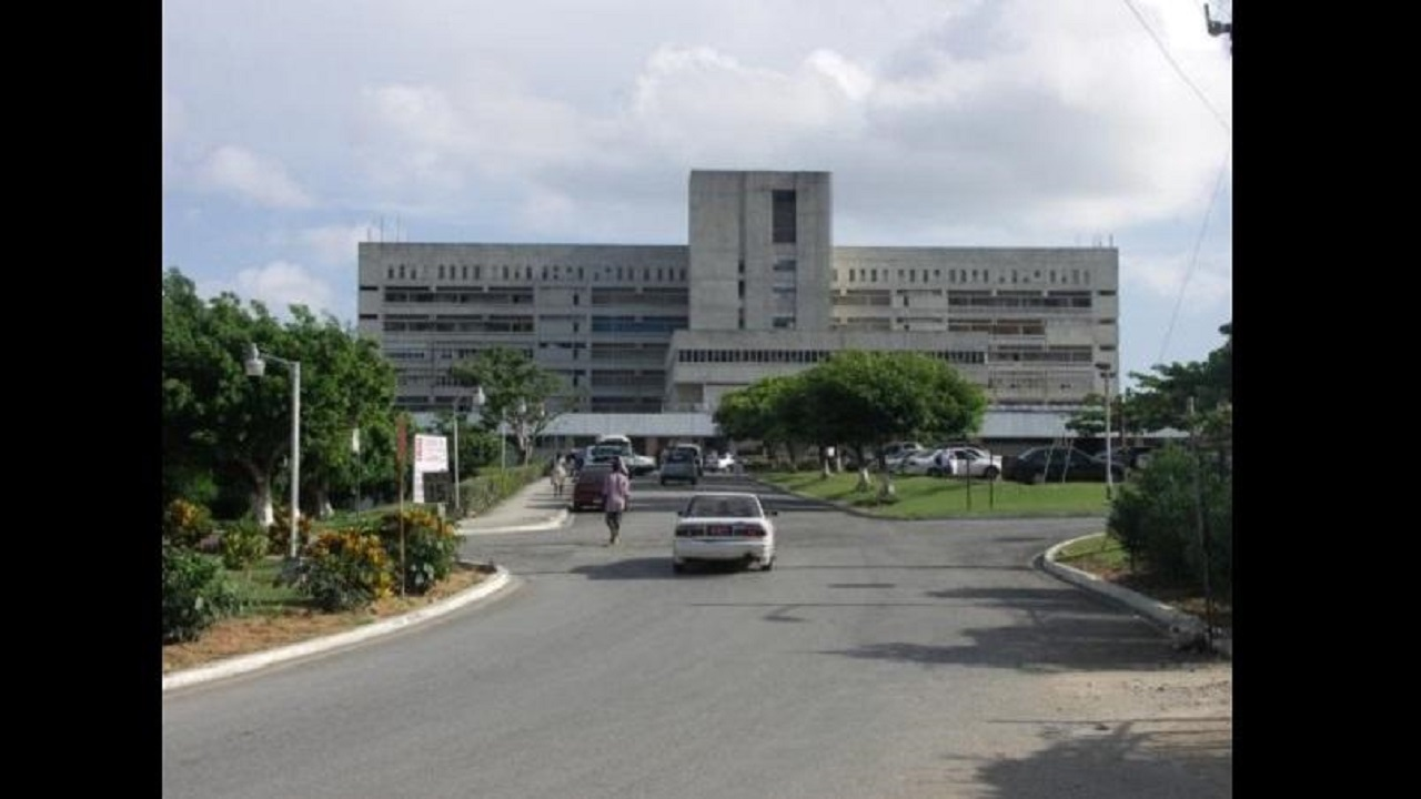An investigation which was conducted by the Pan American Health Organisation (PAHO) earlier this year, pointed to mold as the main cause of the noxious fumes at the hospital.