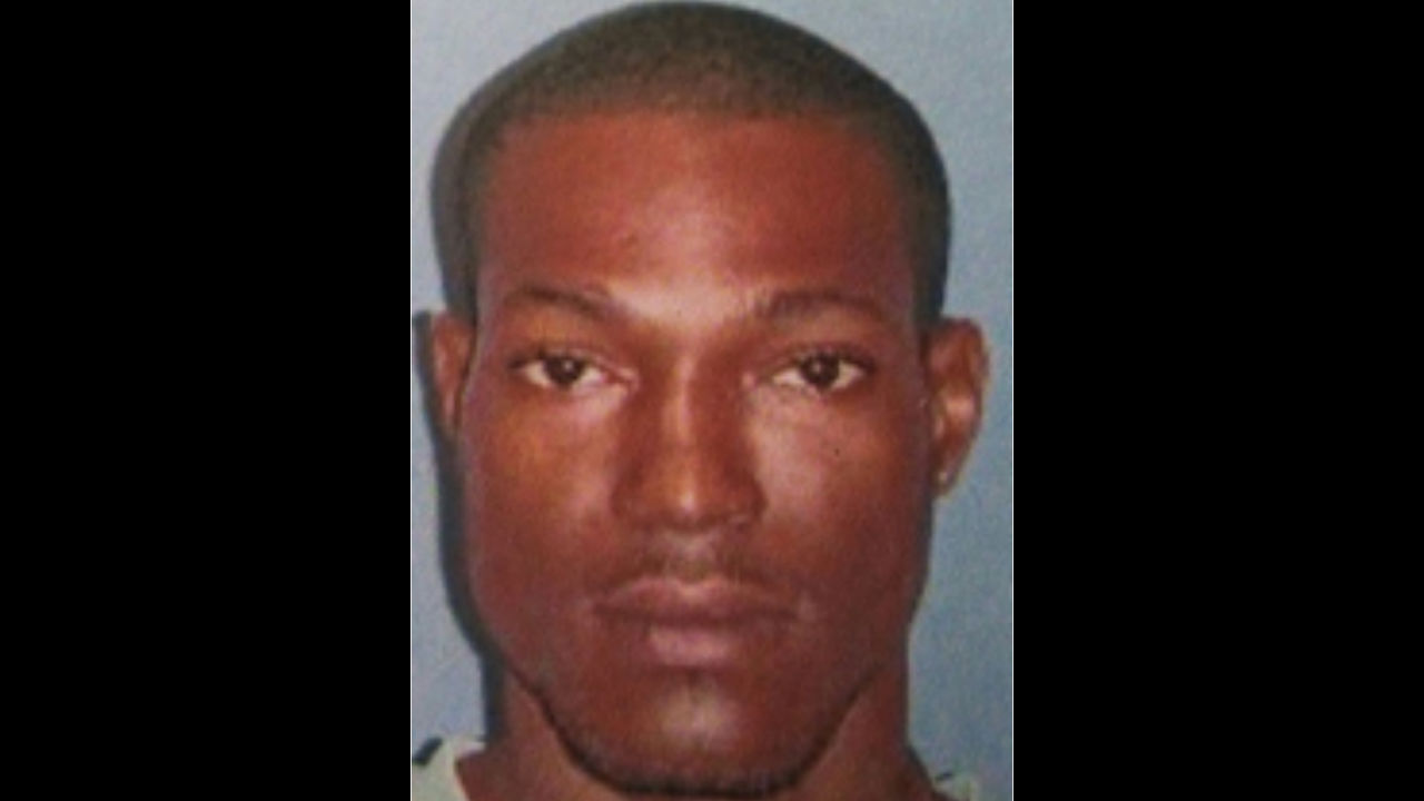 Photo of N. Johnson issued by police.