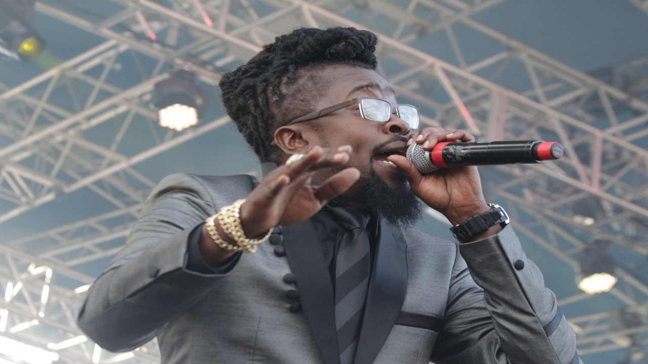 (Image: Beenie Man performs at Reggae Sumfest 2017 - photo by Marlon Reid)