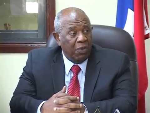 L'ancien ministre des Affaires Sociales, Victor Benoit.