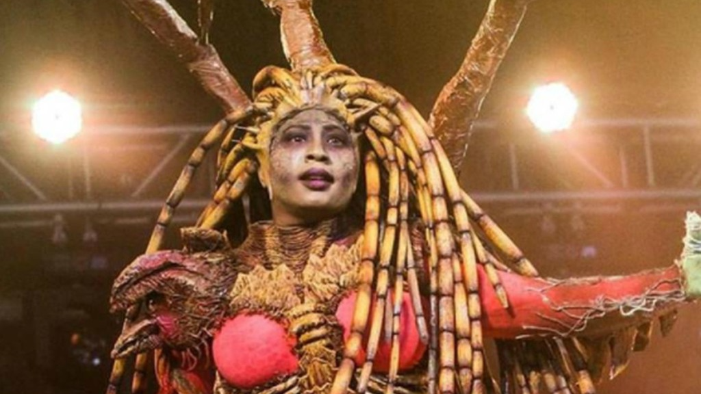 First winner of the Decibel Cosplay Competition, Apphia Pereira. Pereira blew everyone away in 2017 with her portrayal of  Starcraft 'Queen of Blades', winning a scholarship to Cinema Makeup School in L.A.
