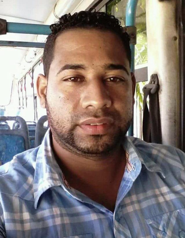 Kairon Antonio Peralta Photo : El Caribe & Listin Diario