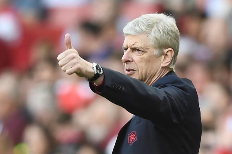 Arsène Wenger, le coach français à la tête du club londonien FC Arsenal depuis 22 ans. (crédit photo : AFP)