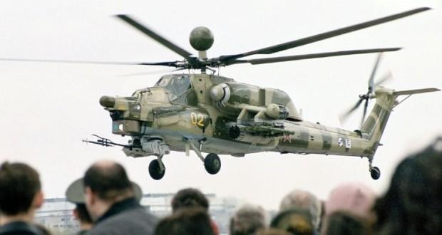 Crash d'un hélicoptère lors d'un vol d'entraînement à Khabarovsk, six personnes sont mortes mercredi.