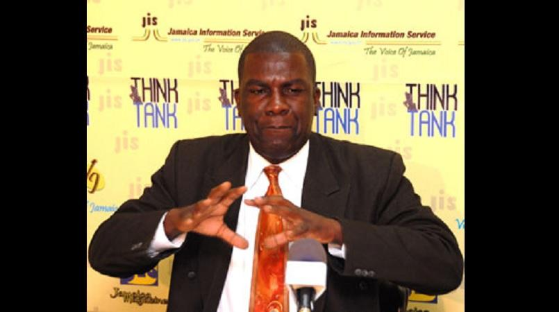 Jamaica Agricultural Society  President, Norman Grant