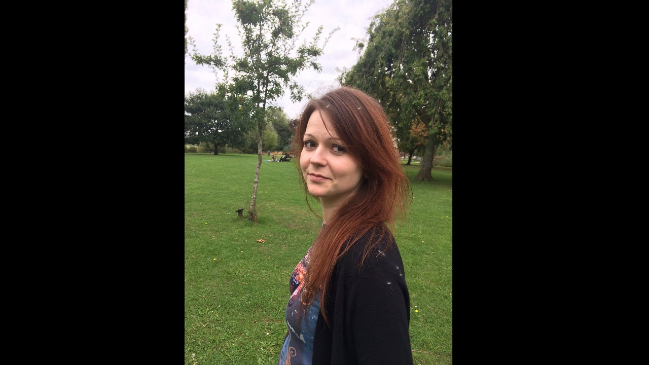 (Image: AP: File picture of Yulia Skripal)