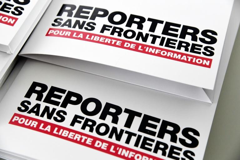 """""""Ce classement traduit un phénomène malheureusement manifeste, la croissance dans bon nombre de démocraties de l'expression de la haine contre les journalistes, et la libération de cette haine est vraiment dangereuse"""", résume M. Deloire. (crédit photo : AFP)"""