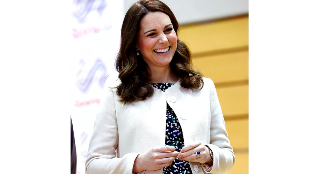 Duke And Duchess Of Cambridge Named Royal Baby Prince Louis