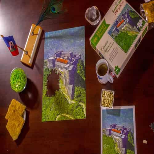 Photo: Haiti Puzzle