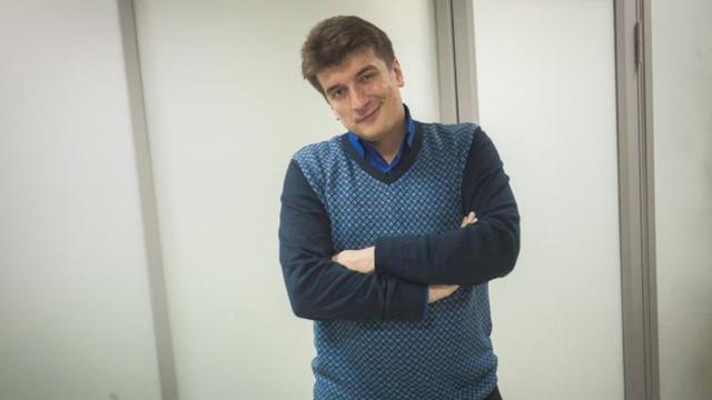 Maxime Borodine est décédé à l'hôpital dimanche des suites de ses blessures, à Ekaterinbourg après être tombé du balcon de son appartement selon les enquêteurs russes.