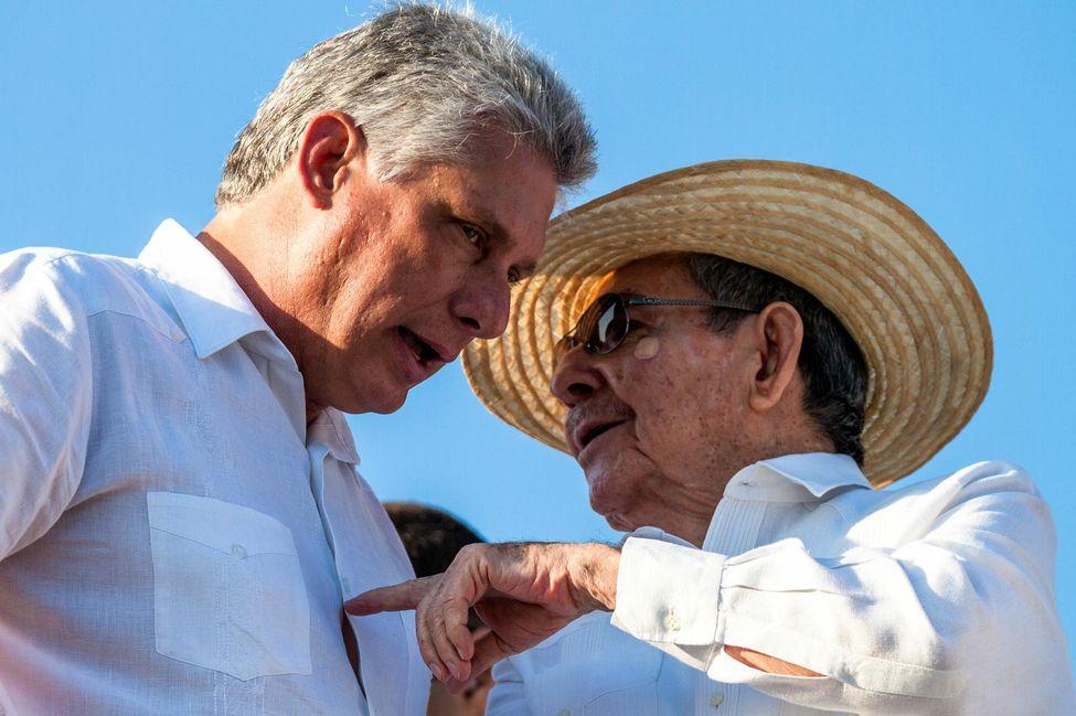 Miguel Diaz-Canel, le numéro deux de l'exécutif cubain a été désigné mercredi unique candidat pour succéder au président Raul Castro. (crédit photo : AFP)