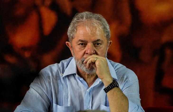 Luiz Inacio Lula da Silva, l'ex-président brésilien ne s'est pas présenté aux autorités vendredi après expiration des délais fixés par le juge.