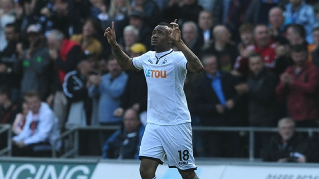 Jordan Ayew among the best in EPL - Swansea manager