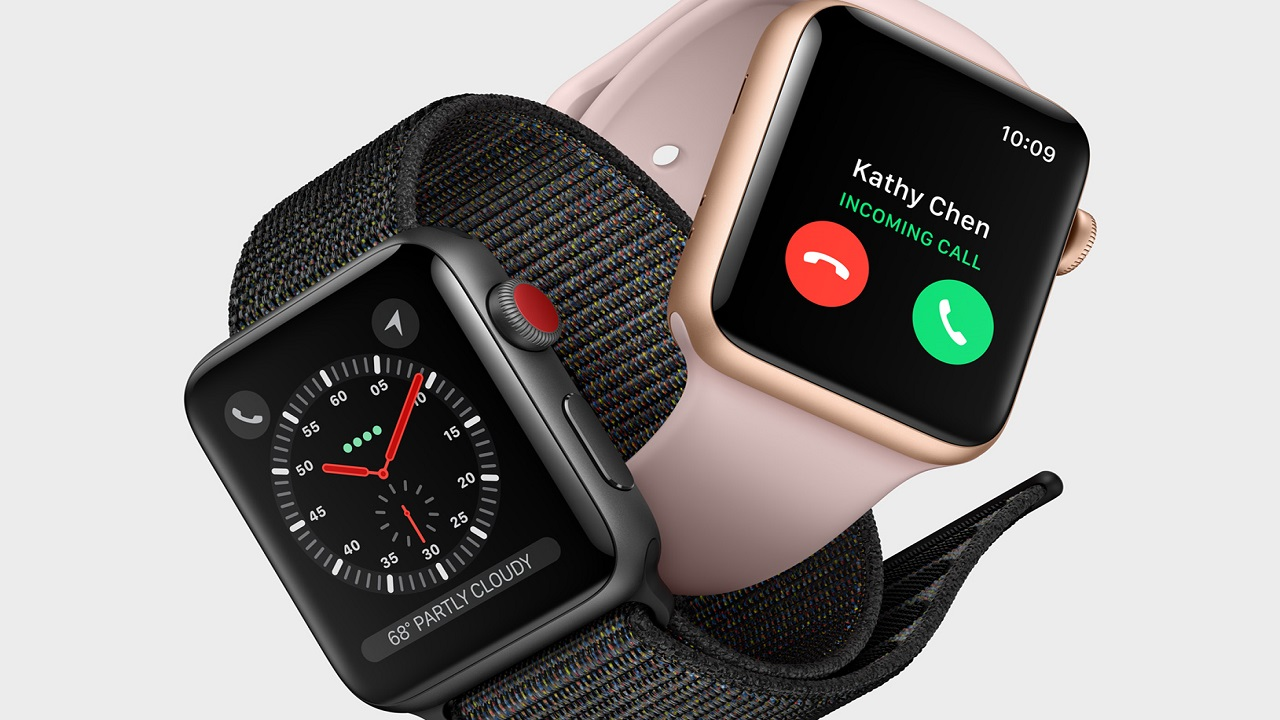 (Image: Apple Watch, courtesy of Apple)