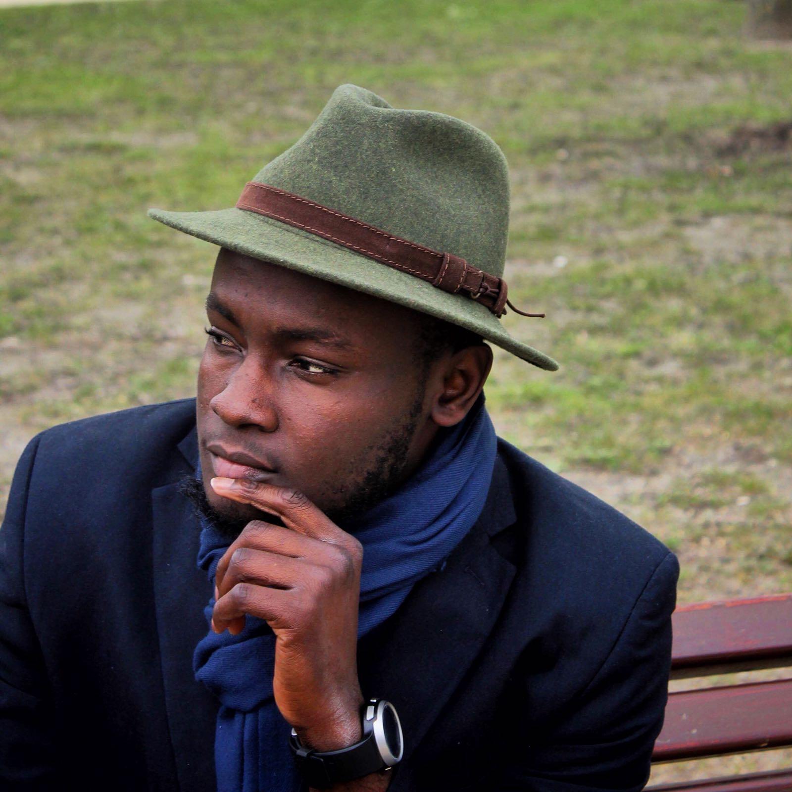 Le poète Benoit d'Afrique