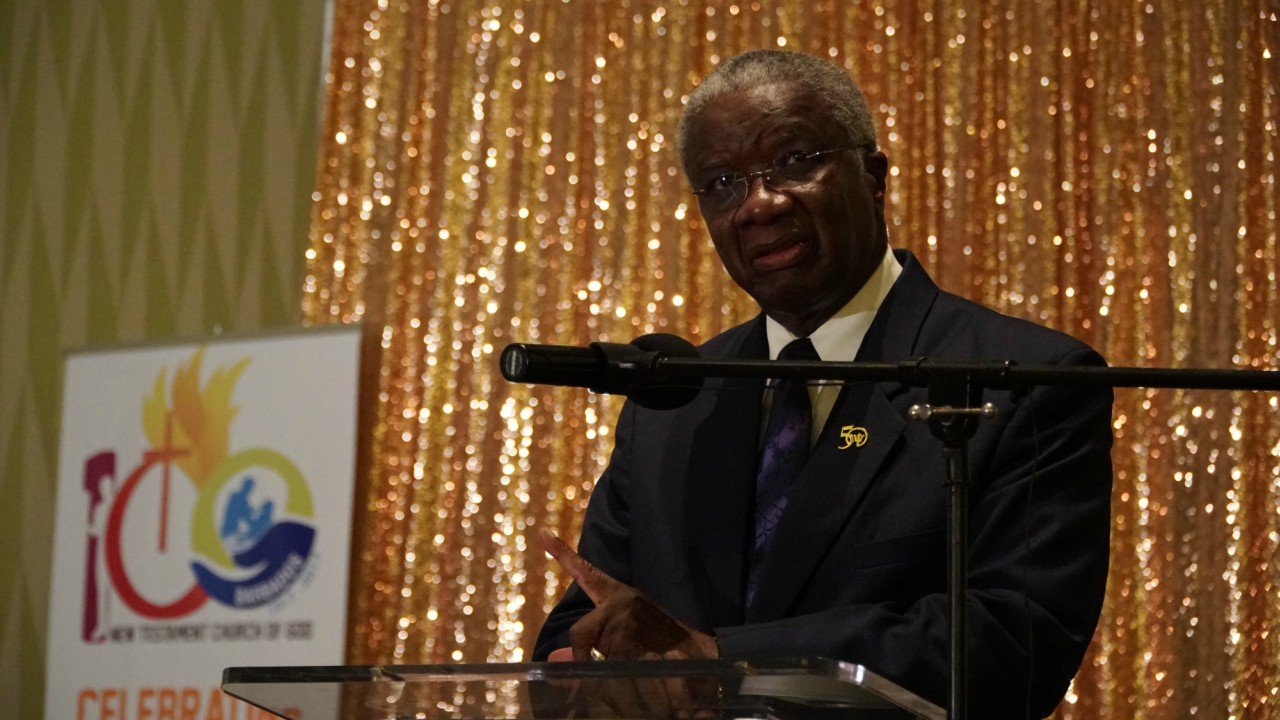 (FILE) Prime Minister the Rt. Hon. Freundel Stuart.