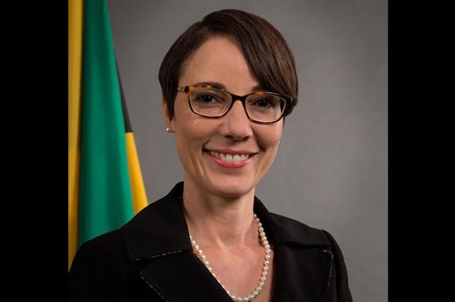 Kamina Johnson Smith
