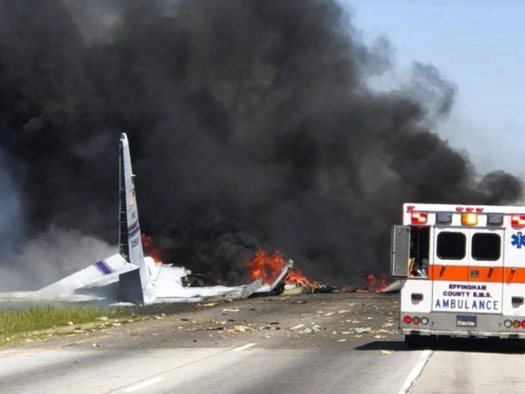 Nine killed in United States  plane crash