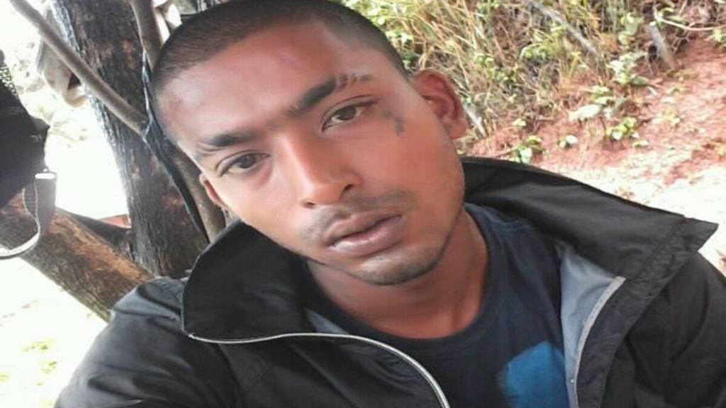 Keshan Ramsumair was shot dead by police last Friday.