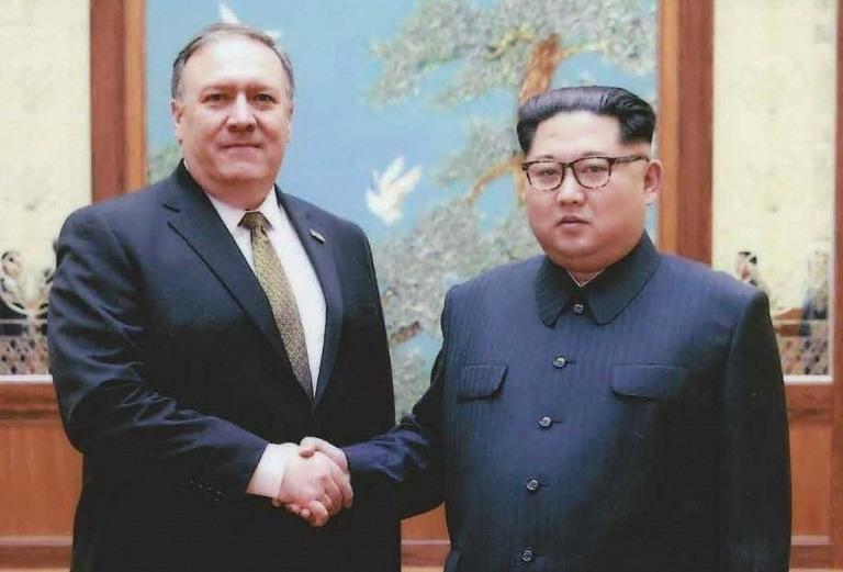 Le voyage du secrétaire d'Etat survient alors que les rumeurs de libération de trois Américains détenus au Nord se multiplient, (crédit photo : AFP)