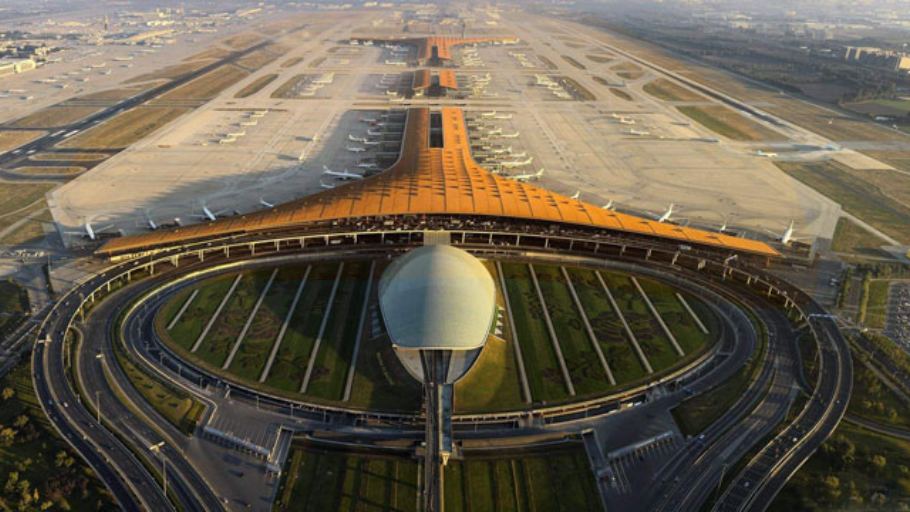 Photo: Beijing International Airport
