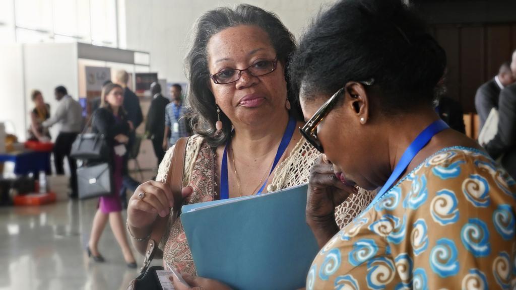 Susan Page, conseillère spéciale pour la mise en œuvre des recommandations de la Cellule mondiale de coordination des activités liées à la promotion de l'état de droit. Photo: flickr