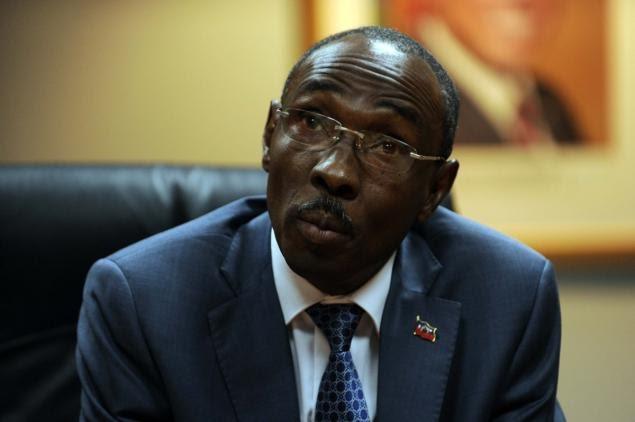 Evans Paul, ex Premier Ministre haïtien