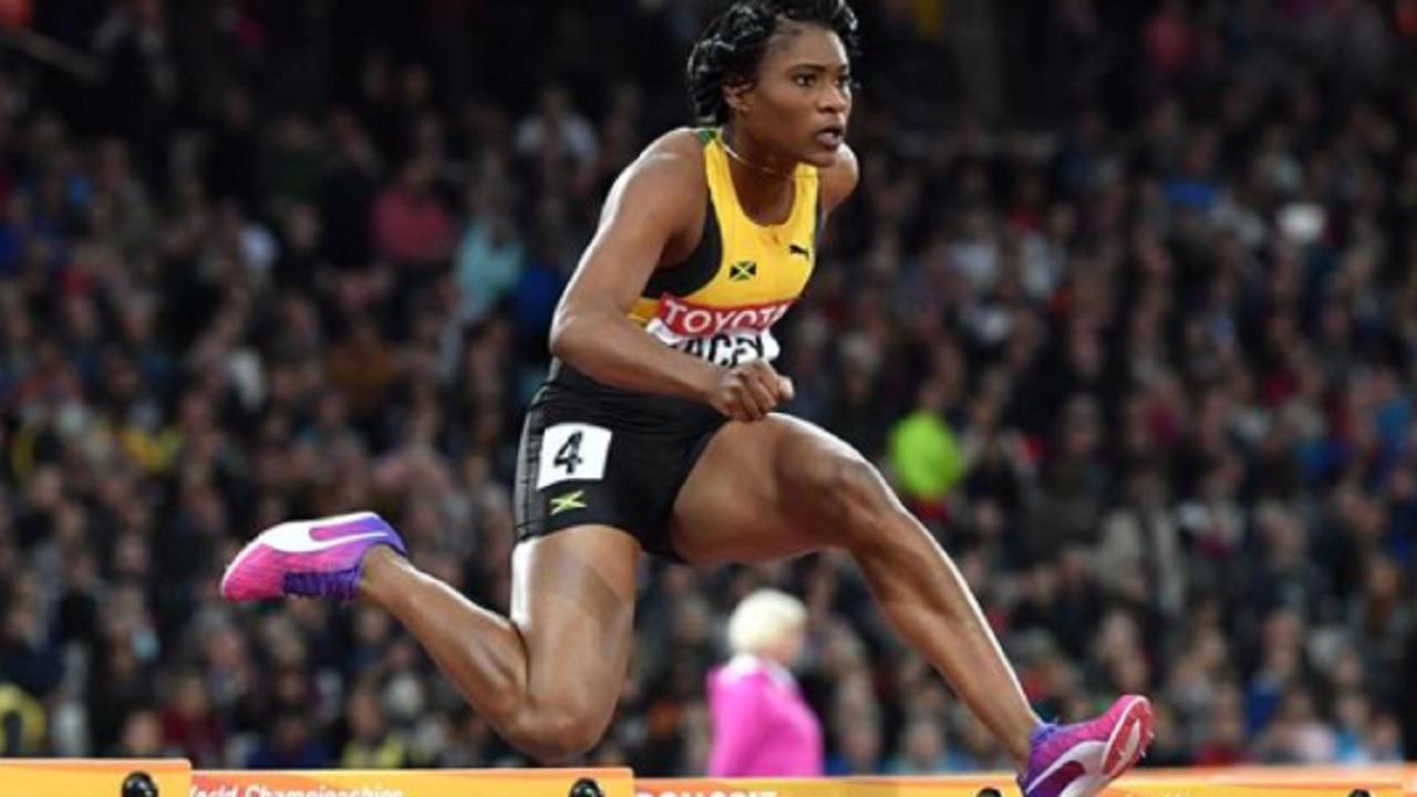Jamaican 400m hurdler Ristananna Tracey. (PHOTO: IAAF).