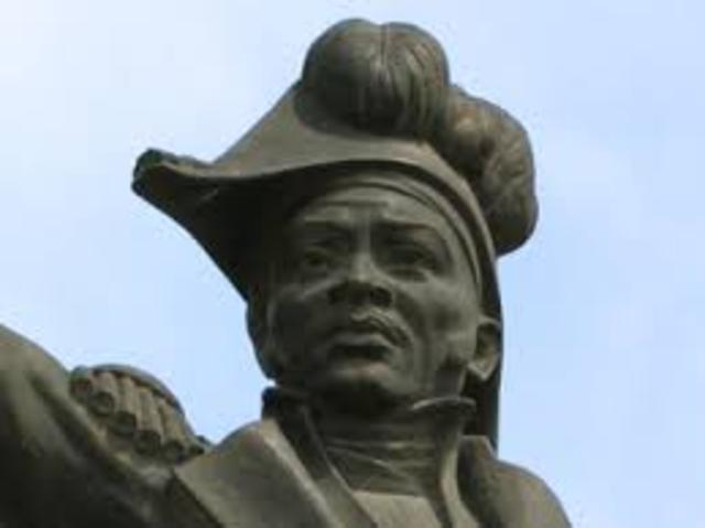 Jean-Jacques Dessalines. Crédit phoot: Timetoast