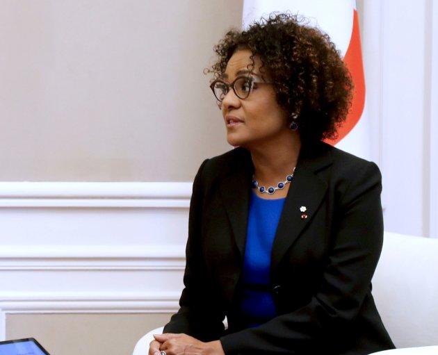Le prochain secrétaire général de l'OIF sera désigné lors du Sommet de la Francophonie les 11 et 12 octobre en Arménie. Lors du dernier sommet, à Dakar en 2014, Paris avait appuyé la candidature de Mme Jean. (crédit photo : AFP)