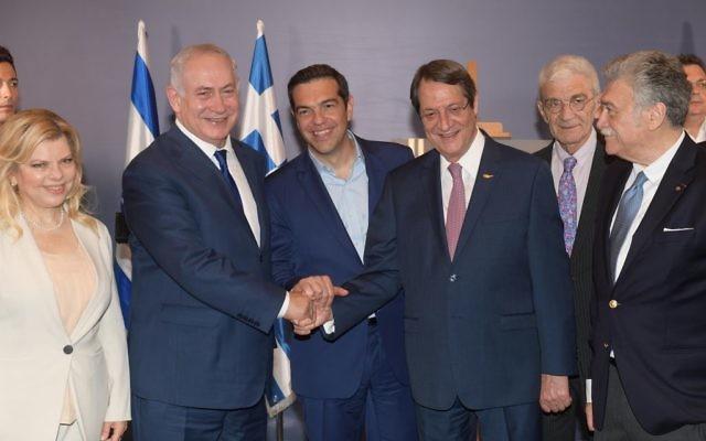 """Benjamin Netanyahu a accusé mardi l'Iran de vouloir déployer des """"armes très dangereuses"""" en Syrie. (crédit photo : AFP)"""