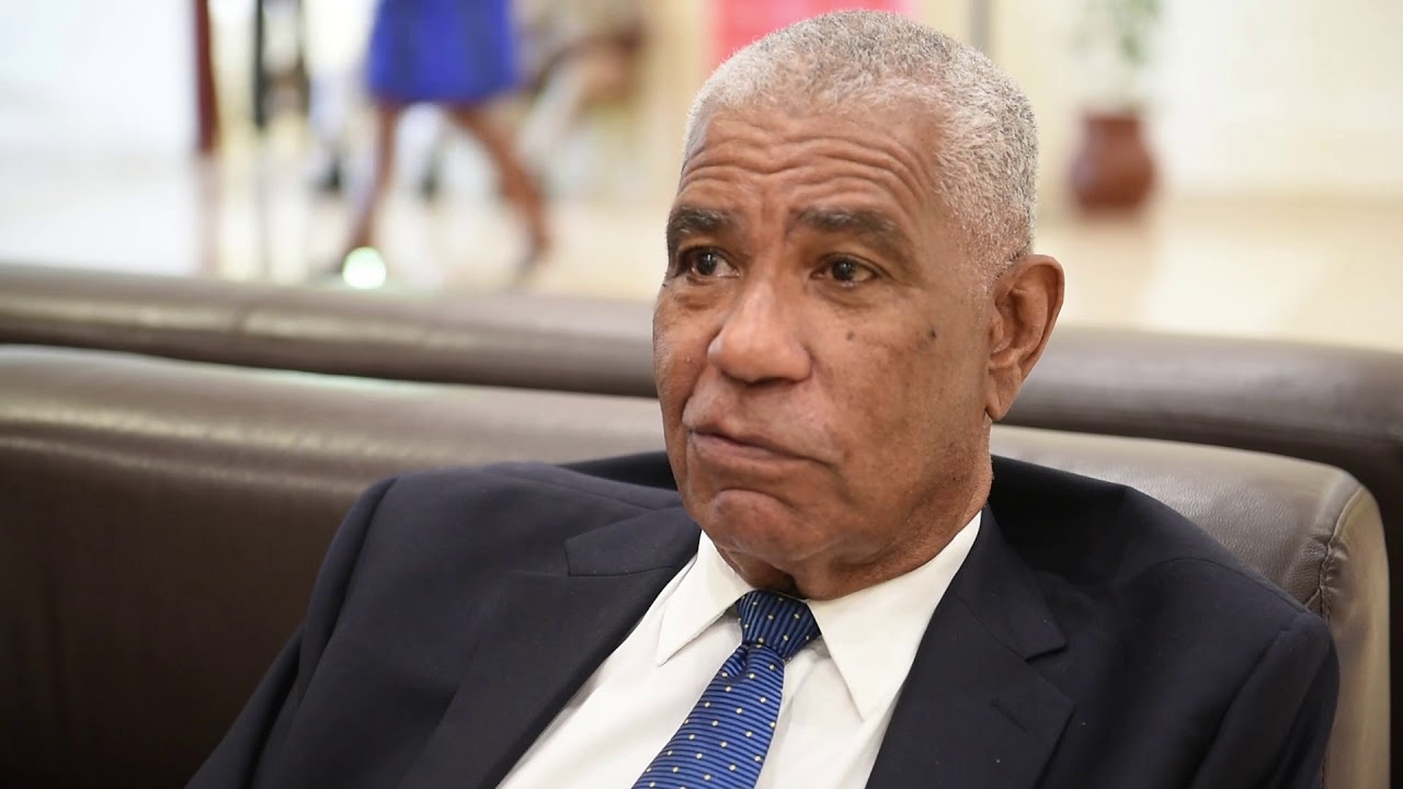 Tourism stalwart and current Chairman of the Jamaica Tourist Board, John Lynch.