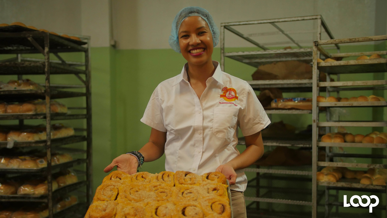 Shalane Lee-Chin has made significant gains in the 67-year-old Newtown Bakery by improving its food safety standards and diversifying the bakery's product line through its Flavour Fresh brand.