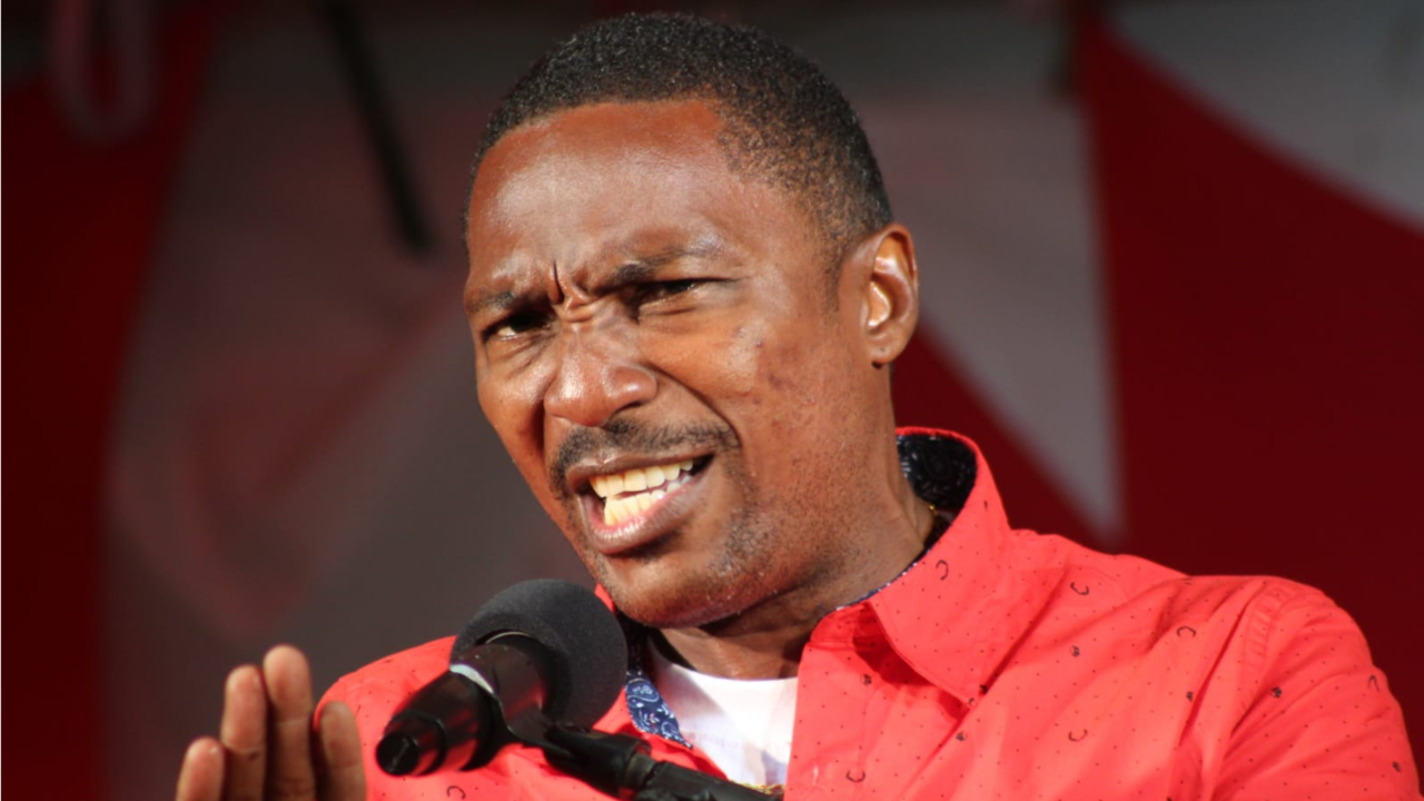Barbados Labour Party (BLP) candidate for Christ Church West, Adrian 'Medic' Forde.