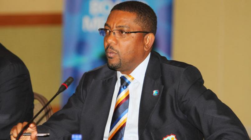Cricket West Indies president Dave Cameron.