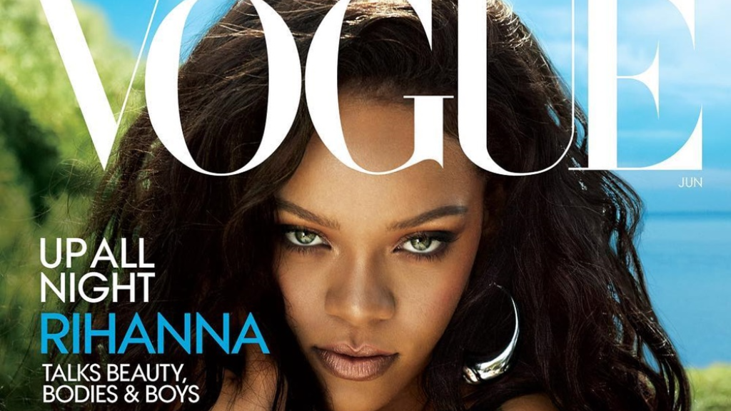 Rihanna says she's planning to make a reggae album