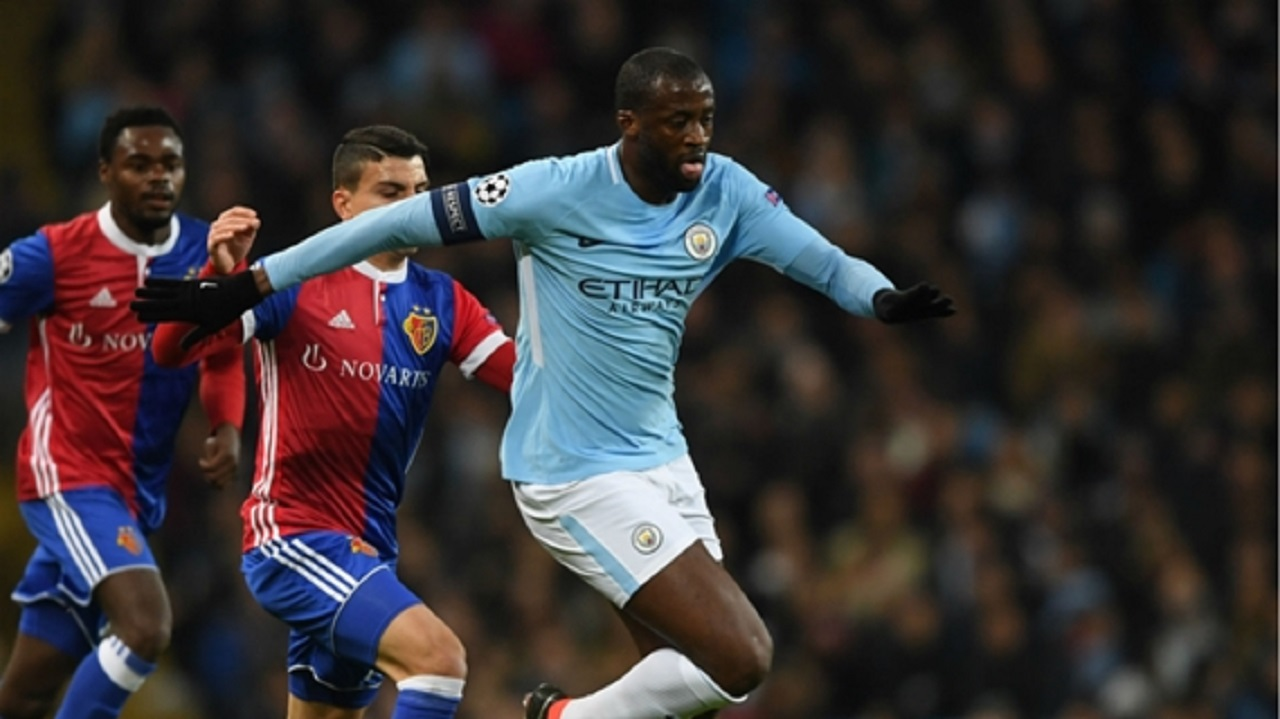 Yaya Toure will leave Manchester City in the summer - Pep Guardiola