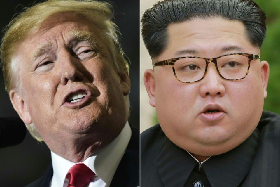 """Le président américain souligne que """"pour le bien des deux parties, mais au détriment de celui du reste du monde"""", le sommet de Singapour ne se tiendra pas. (crédit photo : AFP)"""
