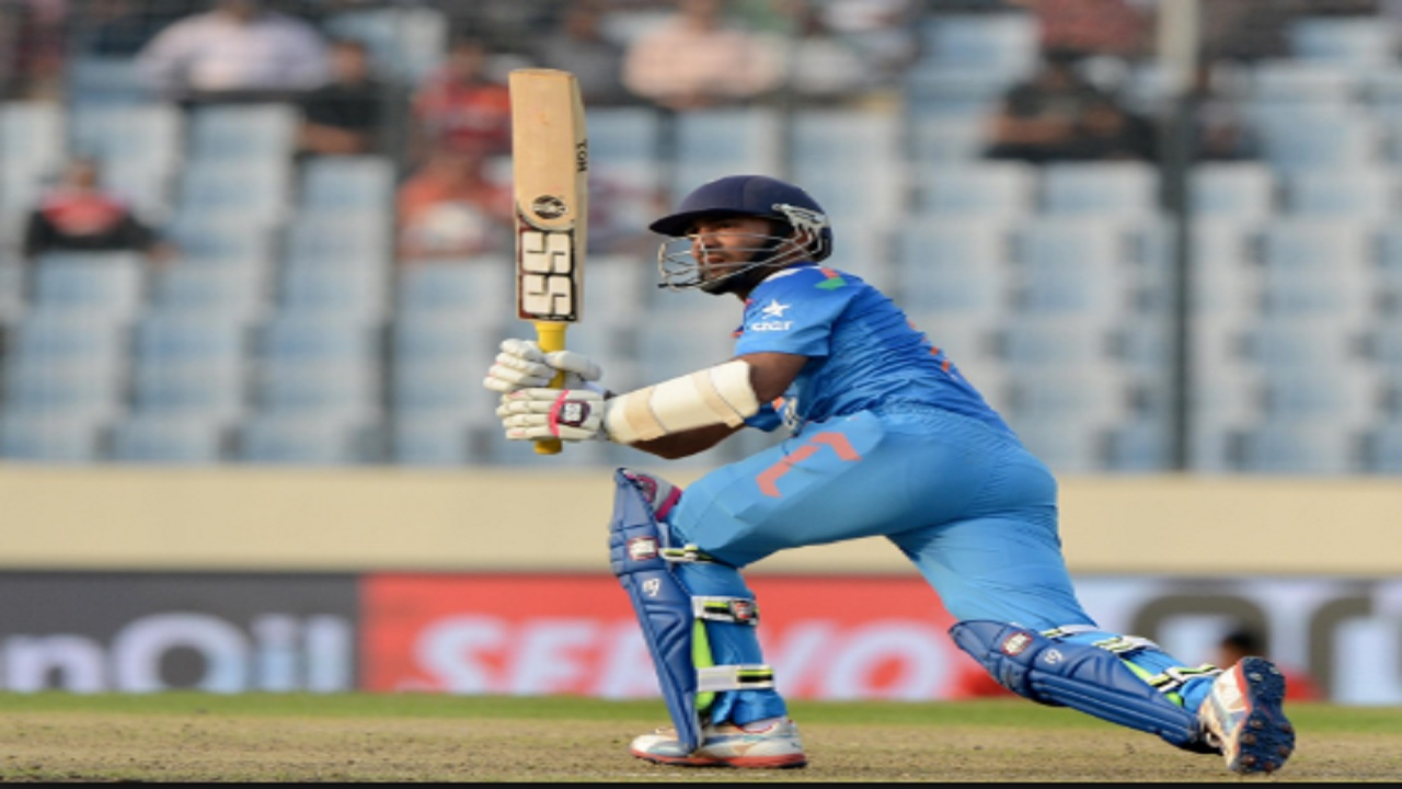 India wicketkeeper-batsman Dinesh Karthik.