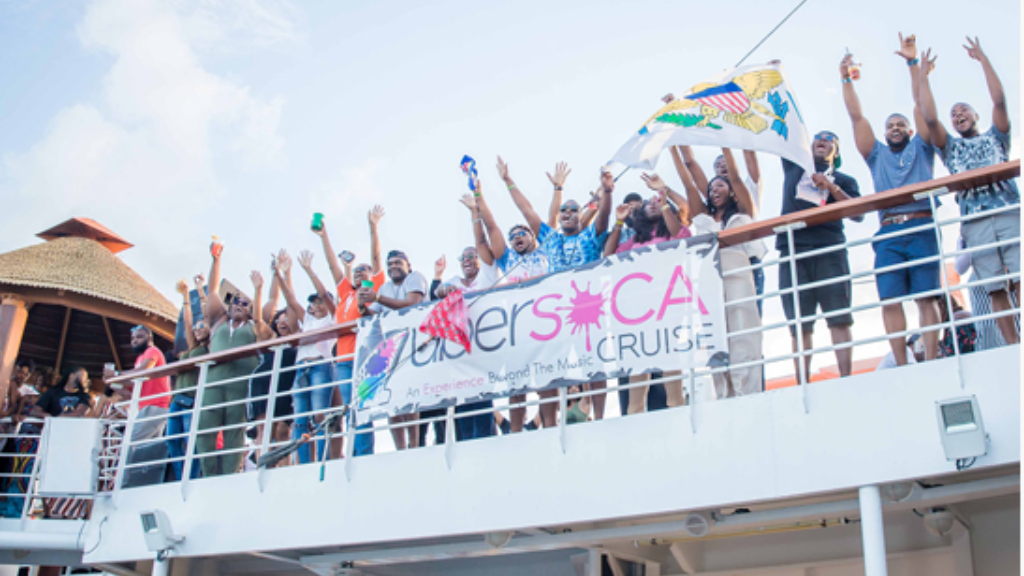 Uber Soca Cruise 2020.Ubersoca Cruise Sold Out Second Back To Back Sailing Added