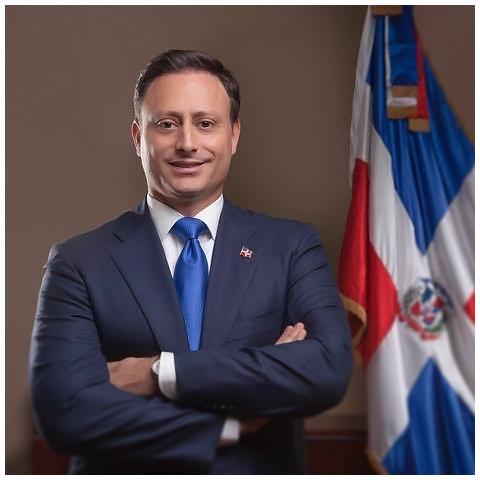 Jean Alain Rodriguez, procureur général de la République Dominicaine.
