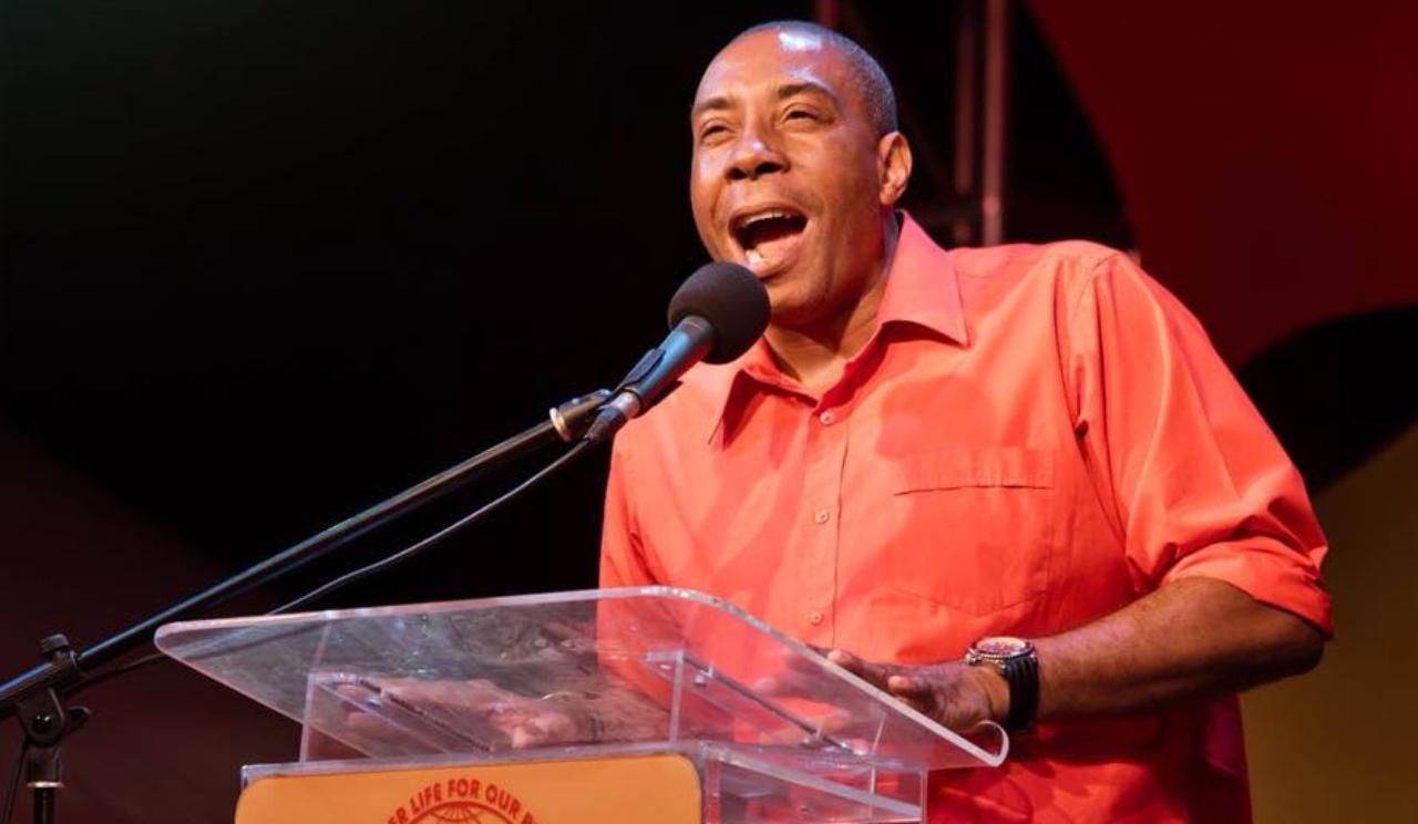 John King, BLP Candidate