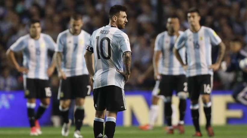 Le 11 de l'Argentine qui débutera contre Haïti serait déjà connu