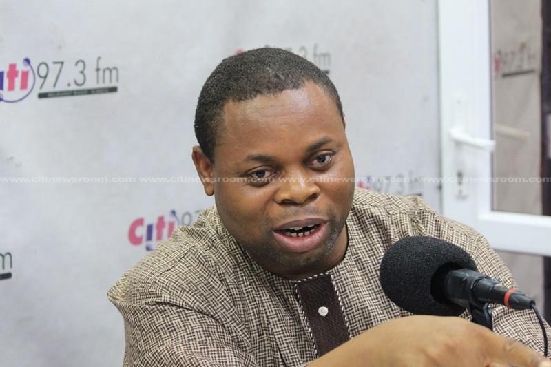 Le président d'IMANI Africa, Franklin Cudjoe, réclame l'annulation du contrat entre le gouvernement ghanéen et la firme haïtienne. Photo: CNR